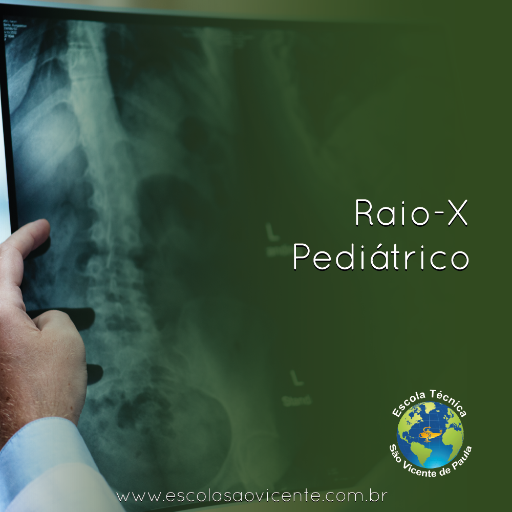 RAIO-X PEDIÁTRICO