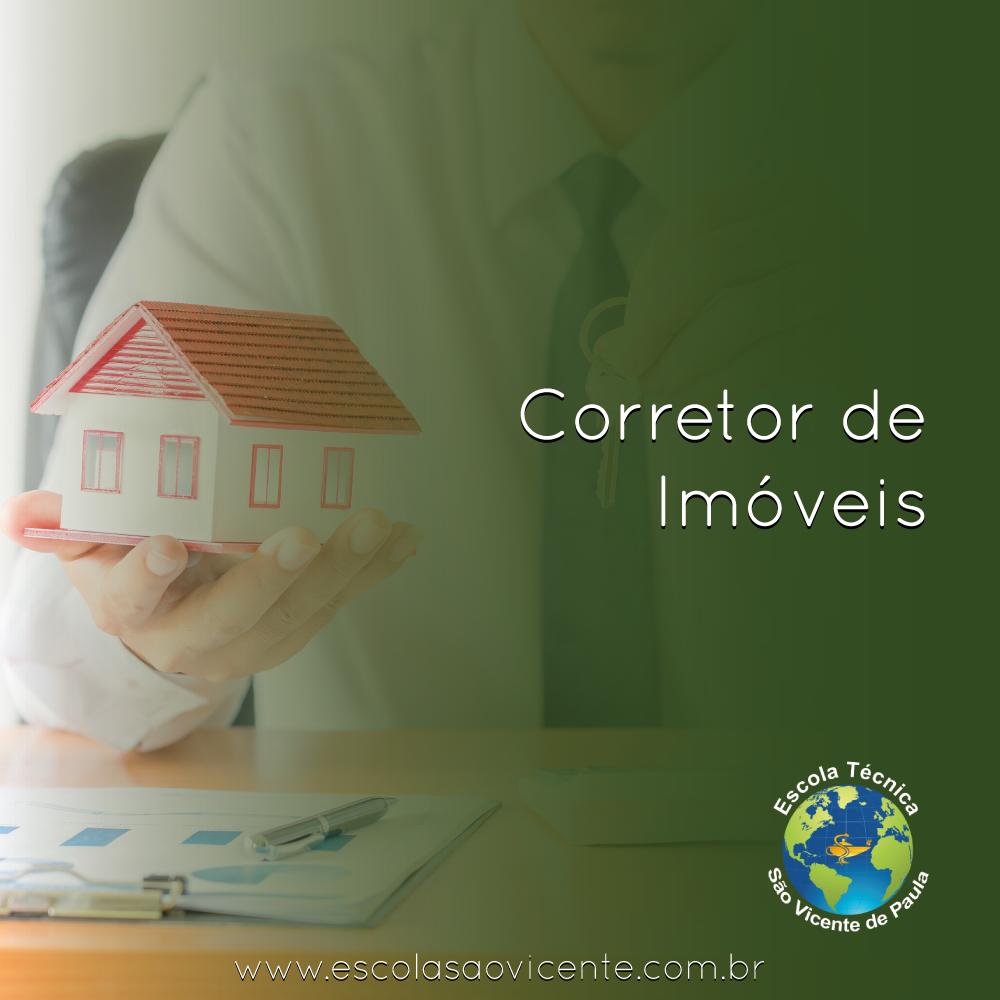 CORRETOR DE IMÓVEIS